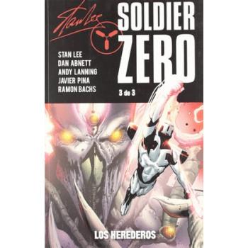 SOLDIER ZERO 03: LOS HEREDEROS (STAN LEE'S BOOM COMICS)