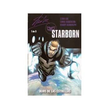 STARBORN 01: HIJOS DE LAS ESTRELLAS STAN LEE'S BOOM COMICS