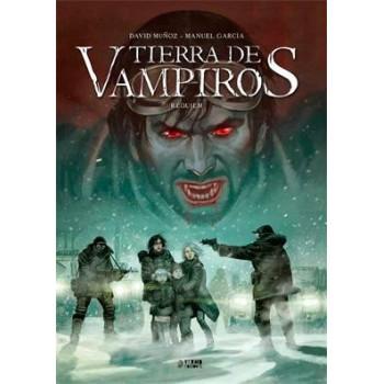 TIERRA DE VAMPIROS 02: REQUIEM