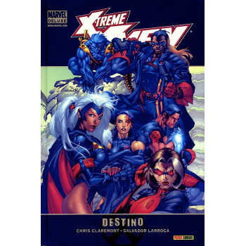 X-TREME X-MEN 01: DESTINO...