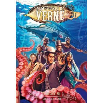 CAMPEONES DE VERNE (JDR)