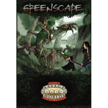 GREENSCAPE - SAVAGE WORLDS