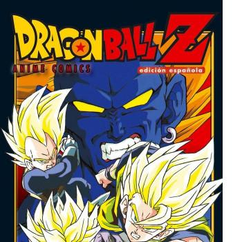 DRAGON BALL Z ANIME COMIC:...