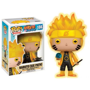 FUNKO POP! 186 NARUTO (SIX...