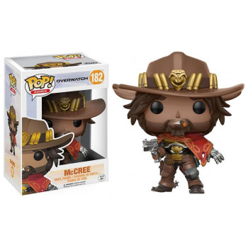 POP! 182 McCREE. OVERWATCH