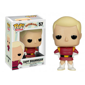 FUNKO POP! 57 ZAPP BRANNIGAN FUTURAMA