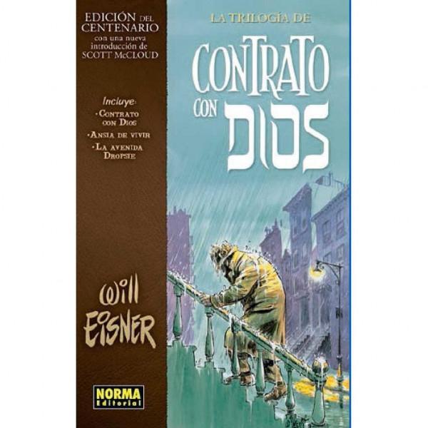 LA TRILOGIA DE CONTRATO CON DIOS EDICION CENTENARIO