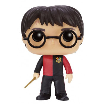 FUNKO POP! 10 HARRY TRIWIZARD. HARRY POTTER