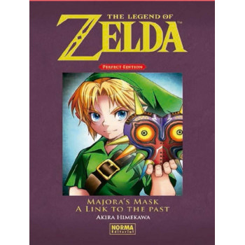 THE LEGEND OF ZELDA PERFECT EDITION - MAJORA'S MASK