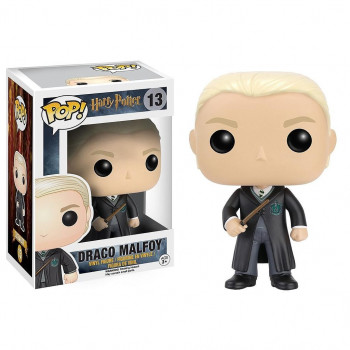 FUNKO POP! 13 DRACO MALFOY HARRY POTTER