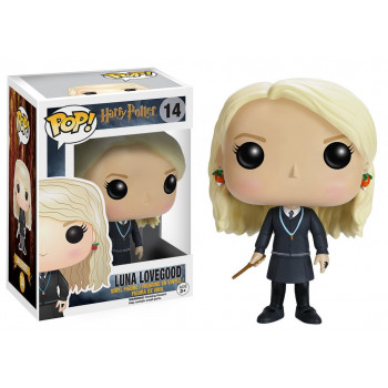 FUNKO POP! 14 LUNA LOVEGOOD HARRY POTTER