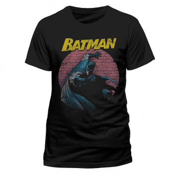CAMISETA TALLA L. SPOTLIGHT. BATMAN