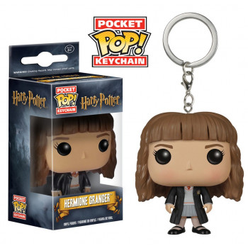 FUNKO POCKET POP! LLAVERO HERMIONE GRANGER. HARRY POTTER
