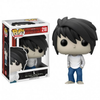 FUNKO POP! 218 L. DEATH NOTE