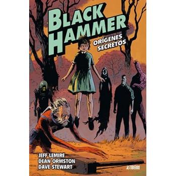 BLACK HAMMER 01. ORIGENES...