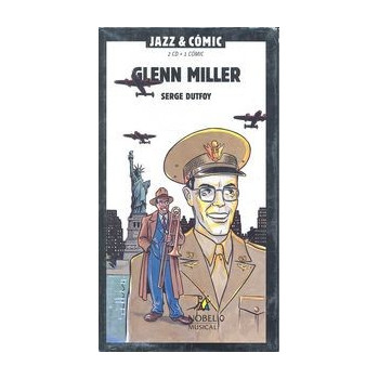 GLENN MILLER JAZZ & COMIC (2 CD+ 1 COMIC)
