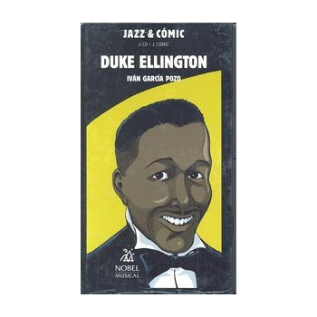 DUKE ELLINGTON JAZZ & COMIC (2CD + 1 COMIC)