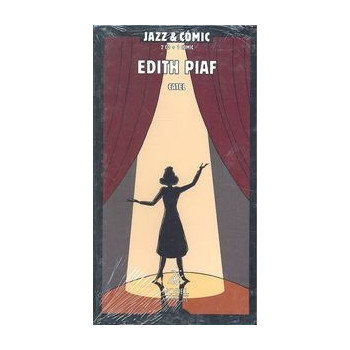 EDITH PIAF JAZZ & COMIC (2 CD+ 1 COMIC)