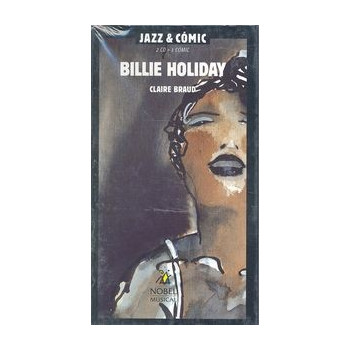 BILLIE HOLLIDAY JAZZ & COMIC (2CD + 1 COMIC)