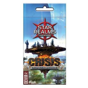 STAR REALMS CRISIS: FLOTAS...