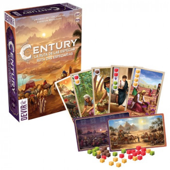CENTURY - LA RUTA DE LAS...