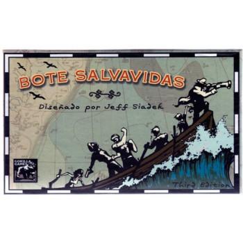 BOTE SALVAVIDAS (2ª EDICION)