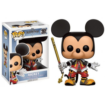 POP! 261 MICKEY. KINGDOM HEARTS