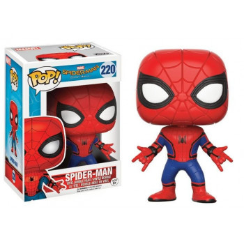 POP! 220 SPIDERMAN. SPIDERMAN HOMECOMING