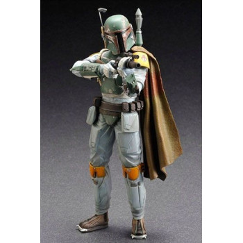ESTATUA BOBA FETT CLOUD CITY VERSION 20cm PVC ARTFX+ 1/10. STAR WARS