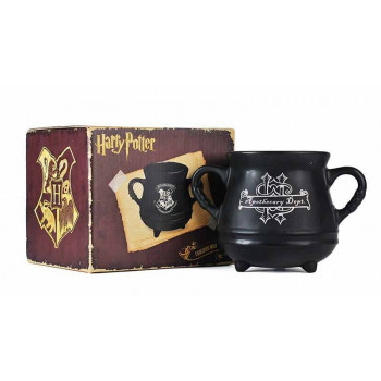 TAZA CALDERO 3D. HARRY POTTER