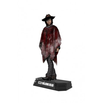 FIGURA CARL GRIMES 18cm COLOR TOPS. THE WALKING DEAD