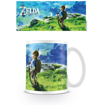 TAZA CIMA BREATH OF THE WILD. THE LEGEND OF ZELDA