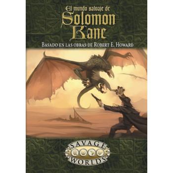 EL MUNDO SALVAJE DE SOLOMON KANE - SAVAGE WORLDS