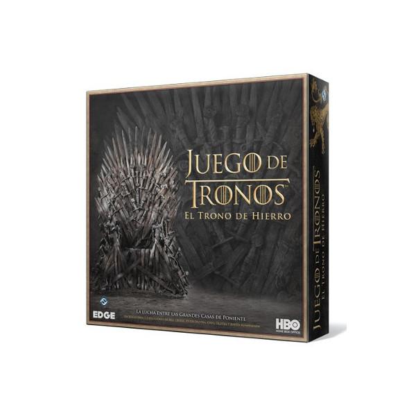 EL TRONO DE HIERRO - JUEGO DE TRONOS