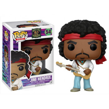POP! 54 JIMI HENDRIX. ROCKS