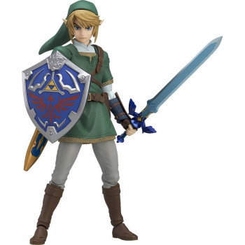 FIGURA LINK TWILIGHT PRINCESS 14cm FIGMA. THE LEGEND OF ZELDA