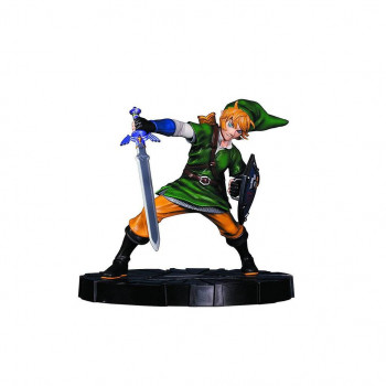 ESTATUA LINK SKYWARD SWORD 25cm PVC. THE LEGEND OF ZELDA