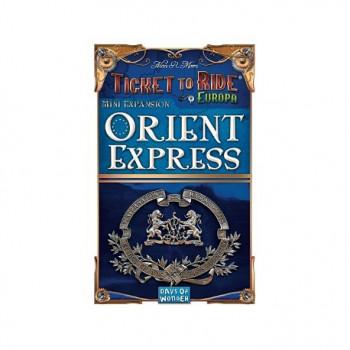 ORIENT EXPRESS - MINI EXPANSION AVENTUREROS AL TREN EUROPA (PROMO)