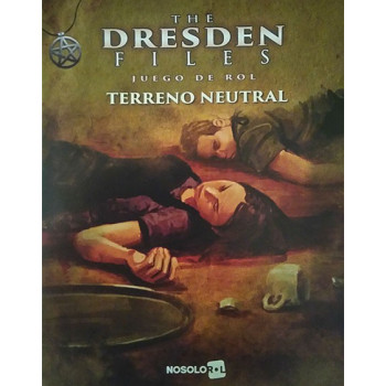 TERRENO NEUTRAL - THE DRESDEN FILES (PROMO)