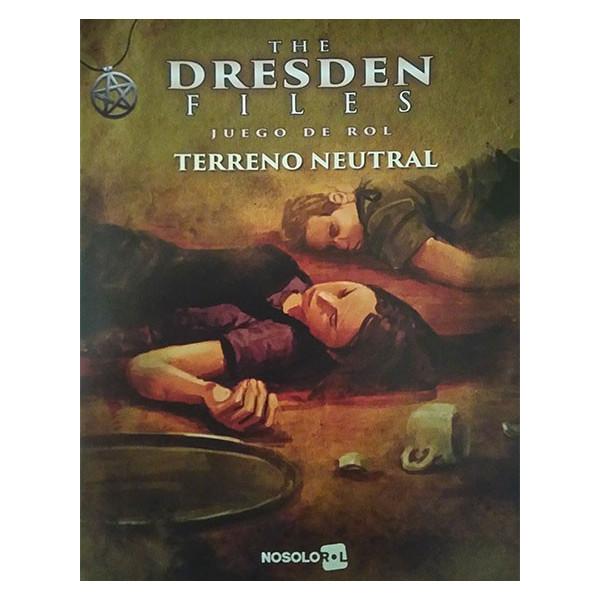 TERRENO NEUTRAL - THE DRESDEN FILES (PROMO)