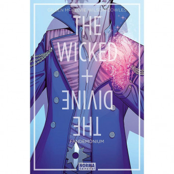 THE WICKED + THE DIVINE 02 FANDEMONIUM
