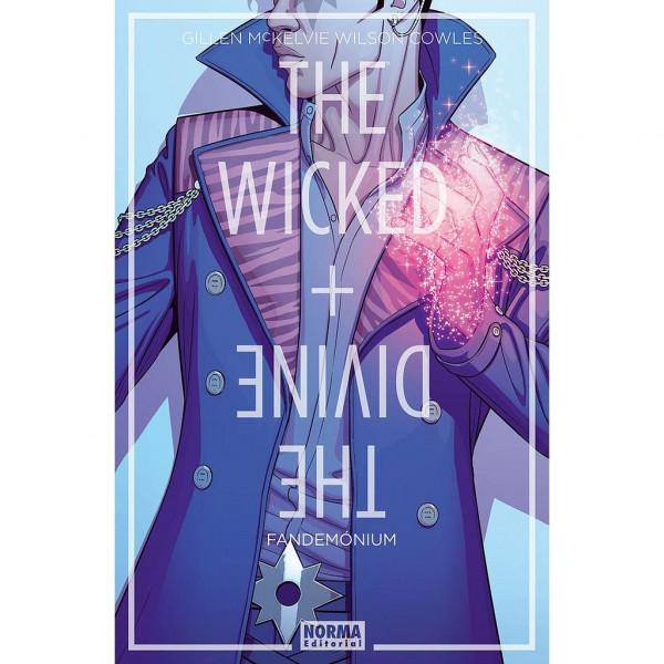 THE WICKED + THE DIVINE 02 FANDEMONIUM