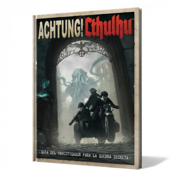 ACHTUNG! CTHULHU - GUIA DEL...