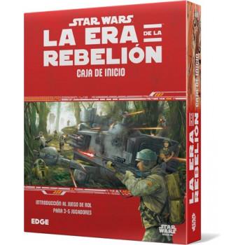 STAR WARS: LA ERA DE LA REBELION - CAJA DE INICIO