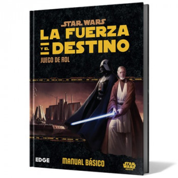 STAR WARS: LA FUERZA Y EL DESTINO - MANUAL BASICO