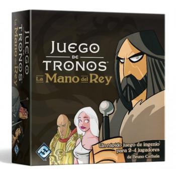 LA MANO DEL REY - JUEGO DE TRONOS