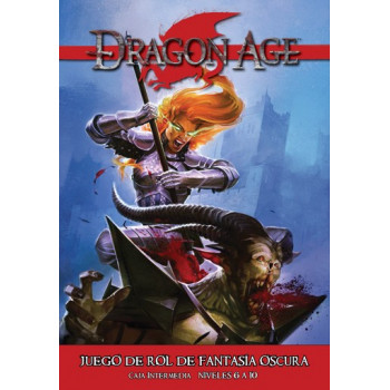 DRAGON AGE: CAJA INTERMEDIA...