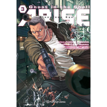 GHOST IN THE SHELL ARISE 03