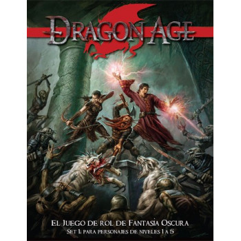 DRAGON AGE: CAJA BASICA (SET 1)