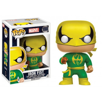 FUNKO POP! 188 IRON FIST....